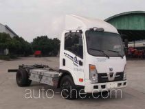 Jialong DNC1040BEVJ01 electric truck chassis