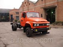Jialong DNC3120FJ-40 dump truck chassis