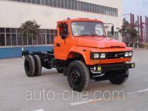 Jialong DNC3121FJ-40 dump truck chassis