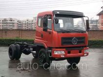 Jialong DNC3161GJ-40 dump truck chassis