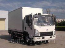 Jialong DNC5041XXY-50 box van truck