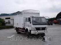 Jialong DNC5070CCYN-50 грузовик с решетчатым тент-каркасом