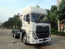 Youdika DND4251WB34 dangerous goods transport tractor unit