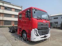 Youdika DND5350TXFWC46 шасси пожарного автомобиля