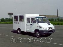 Yetuo DQG5041TSJ1 well test truck