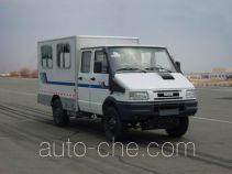 Yetuo DQG5043TSJ1 well test truck