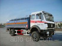 Yetuo DQG5160GYY oil tank truck