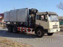 Yetuo DQG5181TGY oilfield fluids tank truck