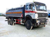 Yetuo DQG5252GYY oil tank truck