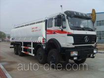 Yetuo DQG5311TGY oilfield fluids tank truck