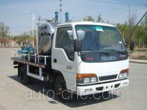 Jingtian DQJ5040TYZ well liquid injection truck