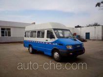 Jingtian DQJ5044TSJ well test truck