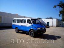 Jingtian DQJ5045TSJ well test truck
