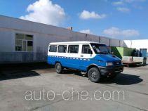 Jingtian DQJ5046TSJ well test truck