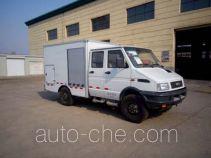 Jingtian DQJ5050XGC oil cleaning plant truck