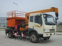 Jingtian DQJ5100TJXCA автомобиль технического обслуживания