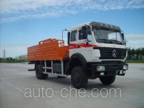 Jingtian DQJ5140TGYND oilfield fluids tank truck