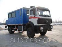 Jingtian DQJ5151TGLND thermal dewaxing truck