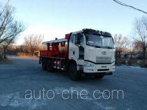 Jingtian DQJ5160TDM auger anchor truck