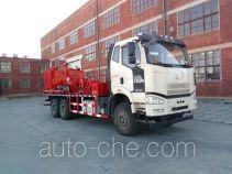 Jingtian DQJ5185TJC well flushing truck