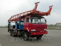 Jingtian DQJ5200TLF vertical mounting derrick truck