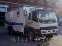 Jingtian DQJ5210TCJ logging truck
