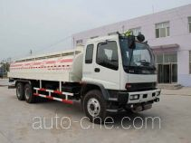 Jingtian DQJ5240GJYQL fuel tank truck