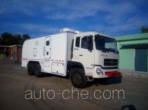 Jingtian DQJ5241TCJ logging truck