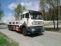 Jingtian DQJ5250TPB flatbed truck