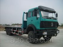 Jingtian DQJ5251TYC pipe transport truck
