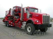 Jingtian DQJ5280THS210 sand blender truck