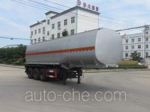Teyun liquid supply tank trailer