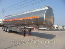 Teyun DTA9405GRYA1 flammable liquid aluminum tank trailer