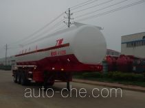 Teyun DTA9406GRY flammable liquid aluminum tank trailer