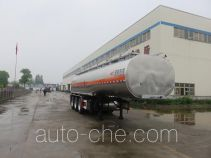 Teyun DTA9408GRYQ flammable liquid tank trailer