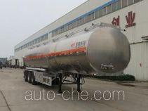 Teyun DTA9408GYY aluminium oil tank trailer