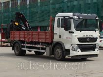 HSCheng DWJ5161JJH weight testing truck