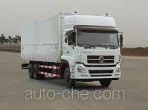HSCheng DWJ5200XYKAX12A wing van truck