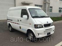 东风牌DXK5021XXYKBEV型纯电动厢式运输车