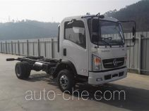 Dayun DYQ1090D5AA truck chassis