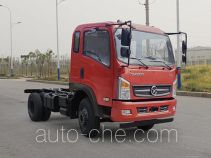 Dayun DYQ3121D5AA dump truck chassis