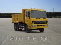川路牌DYQ3259D4RC型自卸汽车