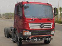 Dayun DYQ3310D42D dump truck chassis