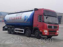 Dayun DYX5310GFLWD33 low-density bulk powder transport tank truck