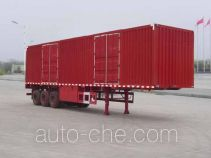 Dayun DYX9400XXY358 box body van trailer