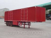 Dayun DYX9400XXY367 box body van trailer