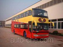 Emei double-decker bus