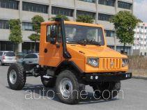 Dongfeng EQ2070FZ4DJ шасси автомобиля повышенной проходимости