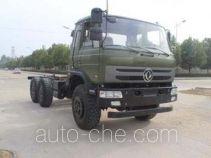 Dongfeng EQ2220GD5DJ шасси автомобиля повышенной проходимости