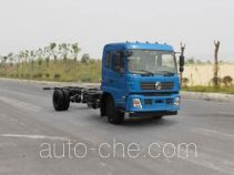 Dongfeng EQ3160GD5DJ dump truck chassis
